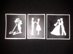 WEDDING / LOVE / VALENTINES for etching